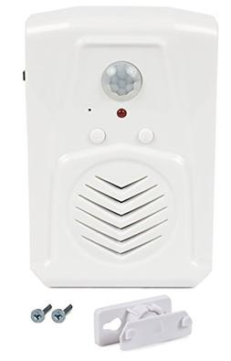Motion Activated Voice Player with Built-in Microphone, Reco
