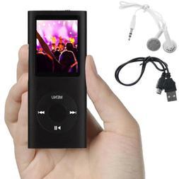 Mp3 Mp4 Player 64Gb Media Video Radio Fm Voice Record Digita