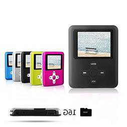 ACEE Deal MP3/MP4 Player, Voice Recorder, Including a 16GB M