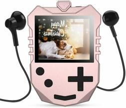 AGPTEK MP3 Player for Kids 8GB Support FM Radio and Voice Re