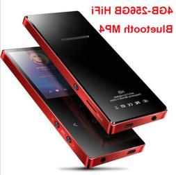 MP3 Player Portable Walkman MP4 Player 8GB-256GB Bluetooth T