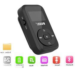 RUIZU X26 MP3 Player Bluetooth MP3 Music Player Walkman 64GB
