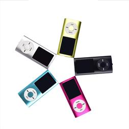 Multifunctional Ultra-thin MP3 MP4 Player <font><b>Recorder<