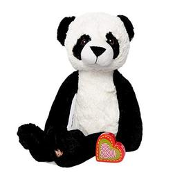 My Baby's Heartbeat Bear - Vintage Stuffed Panda with a 20 S