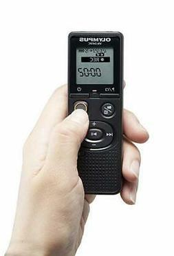 NEW Olympus 4GB Digital Voice Recorder - Black