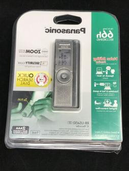 NEW 66 Hour Digital Voice Recorder Panasonic RR-US450 Dictap
