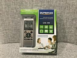 New Olympus Digital Voice Recorder WS-852, Silver Meeting/Co