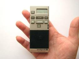 NEW NOS Vintage Extremely RARE Dictaphone Picocassette voice