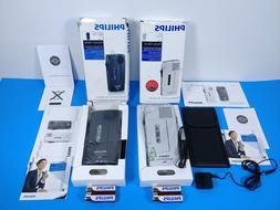 New Philips Pocket Memo 388/488 Mini Cassette Voice Recorder