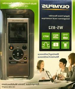 NEW Olympus WS-852 4GB Digital Voice Multi-Function Stereo R