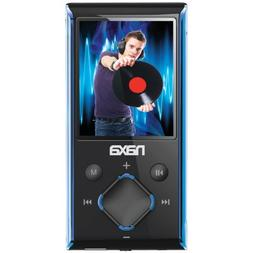 Naxa NMV-173 Portable Media Player with 1.8-Inch LCD Screen,