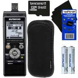 Olympus WS-853 Digital Voice Recorder  with Direct USB + 32G