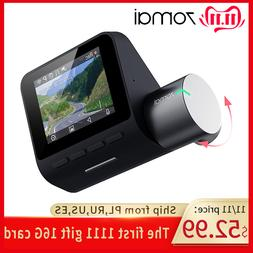 Original 70mai Dash Cam Pro English <font><b>Voice</b></font