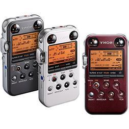 Sony PCM-M10 Portable Digital Recorder Glossy White