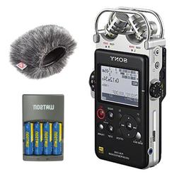 Sony PCM-D100 High Resolution Portable Stereo Recorder with