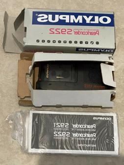 OLYMPUS Pearlcorder S922 Microcassette Tape Voice Recorder