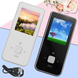 Portable 32GB HiFi MP3 MP4 Music Player Voice Recorder FM Ra
