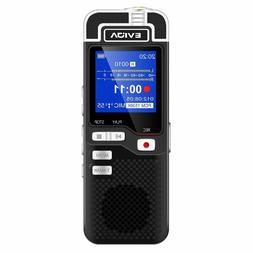 Portable Digital Voice Recorder for Lectures Voice Activated
