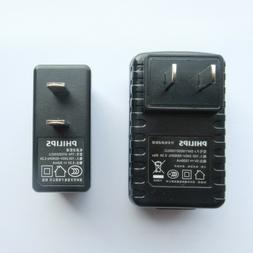 PHILIPS Power adapter  DC5V 500mA/1500mA MP3 player and voic