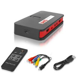 Pyle PVRC52.5 HD External Capture Card Video Recording Syste