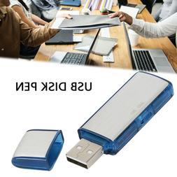 Recording Mini 8GB/16GB USB Disk Pen Flash Drive Digital Aud