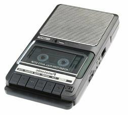 Panasonic RQ-2102 Slimline Handheld Portable Cassette Voice