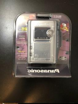 Panasonic RQ-L31 Portable Cassette Recorder with Slide Micro