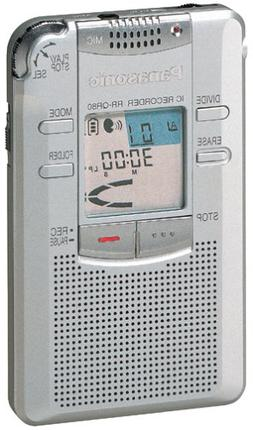 Panasonic RR-QR80 Tapeless Digital Audio Recorder