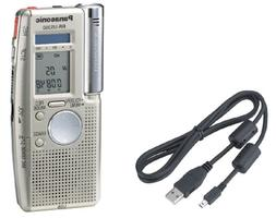 Panasonic RR-US350 Digital Recorder Voice Editor