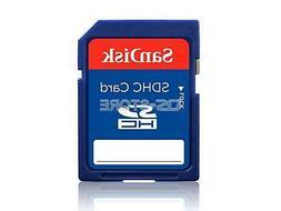 Sandisk 128MB 256MB 512MB 1GB 2GB  SD SDHC Memory Card Class