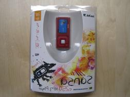SanDisk Sansa c250 Red  Digital Media MP3 Player