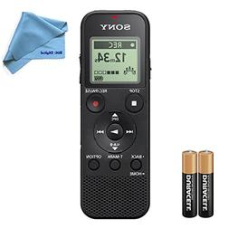 Sony ICD-PX370 Digital Voice Recorder with USB - 4GB