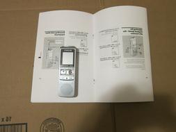 SONY ICDBX700 1GB Digital Voice Recorder Model: ICD-BX700