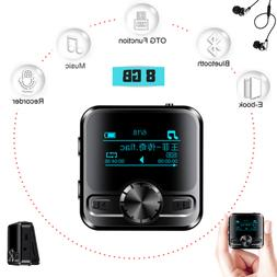Spy MP3 Music Bluetooth Player Voice Activated Digital Recor