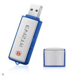 Spy USB SOUND RECORDER 8GB Mini Voice Recording Device Hidde