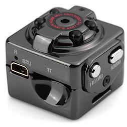 SQ8 High Definition Mini Camera TF Card Voice Recorder Night