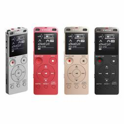 Sony Stereo IC Digital Voice Recorder ICD-UX560F 4GB Built-I