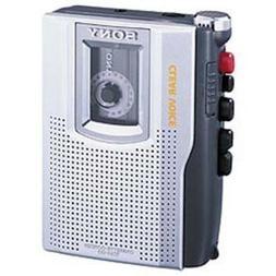 SONY TCM-150 Standard Cassette Handheld Portable Recorder
