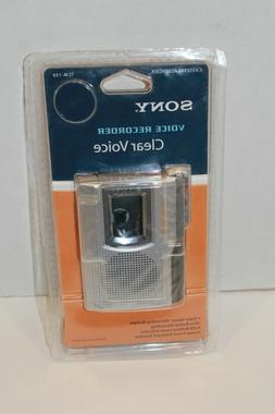 Sony TCM-150 Handheld Cassette Voice Recorder TCM150 Sealed