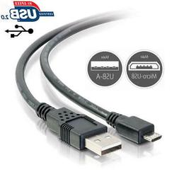USB Charging Charger Data Cable Cord for Philips VTR6900 Voi