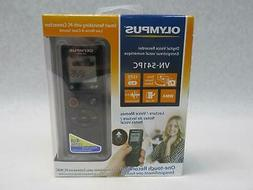 Olympus VN-541PC 4GB Digital Voice Recorder - Black