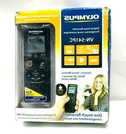 Olympus VN-541PC Black 4GB Digital Voice Recorder Black PC L