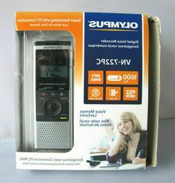 Olympus VN-722PC 4GB Built-In-Memory Digital Voice Recorder