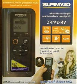 Olympus VN541PC Digital Voice Recorder 4GB Micro-USB Cable w