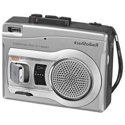 Voice Activated Cassette Recorder By Radioshack Ctr-122