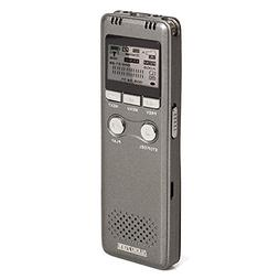 Audio Zone 8GB Digital Voice Recorder, Lightweight and Cryst