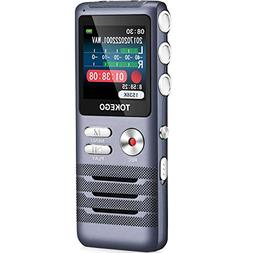 Digital Voice Recorder - Audio Recorder with Background Nois