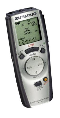 Olympus 2-hour Digital Voice Recorder with PC Interface VN-1