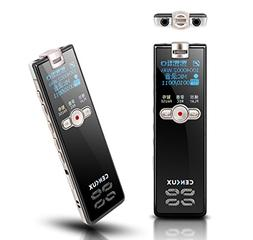 Cenlux Professional Digital Voice Recorder MP3 Player, Porta