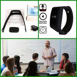 Voice Recorder Wrist Watch Bracelet Digital 8 GB Noise Cance